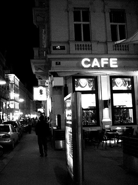 Burggasse 24 Coffee Shop