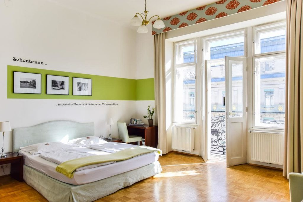 pension riedl vienna