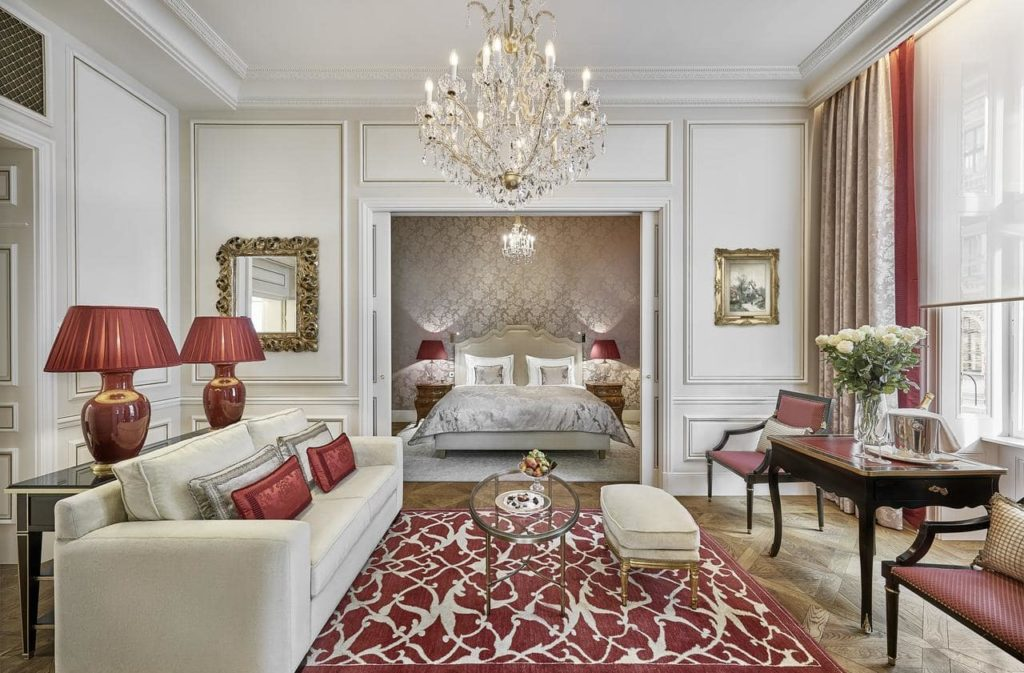 where to stay vienna hotel sacher