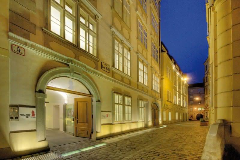 Mozart House Vienna