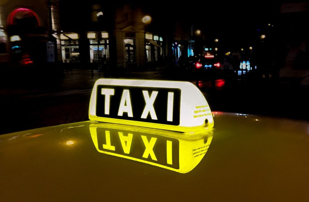 Vienna taxi transportation