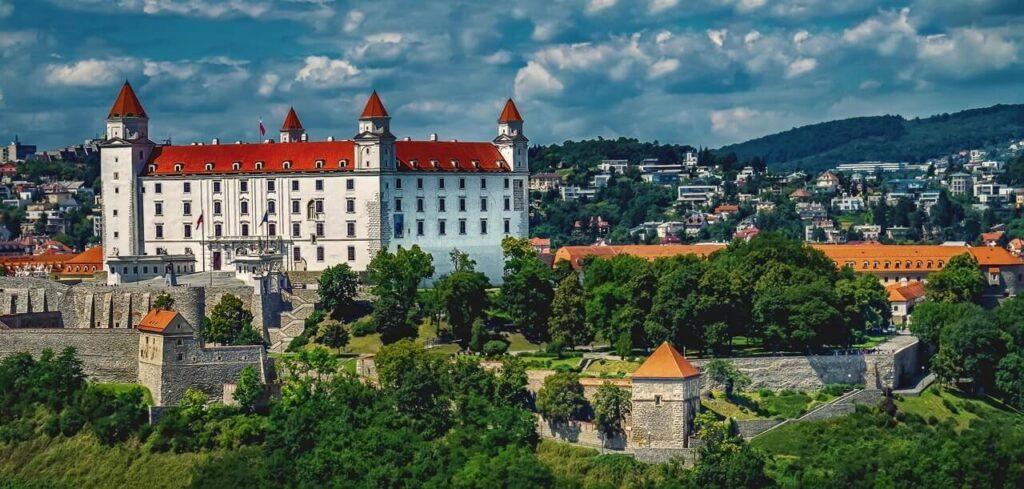 Vienna to Bratislava day trip