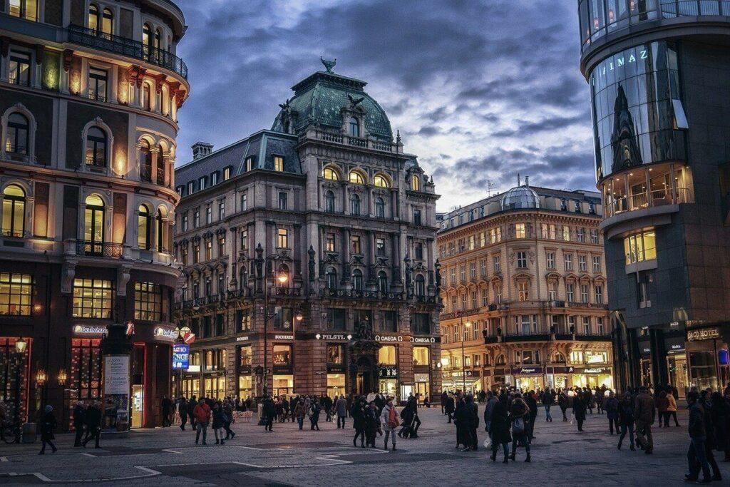 Best time to visit Vienna Austria