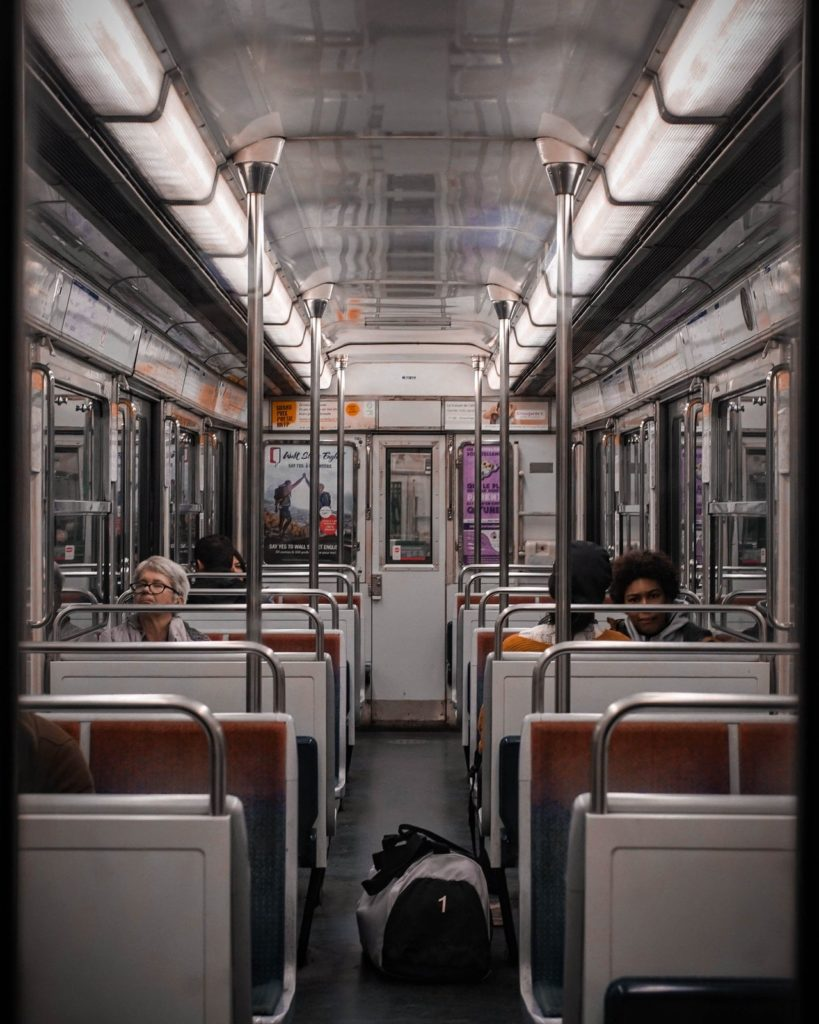 Metro Vienna public transport