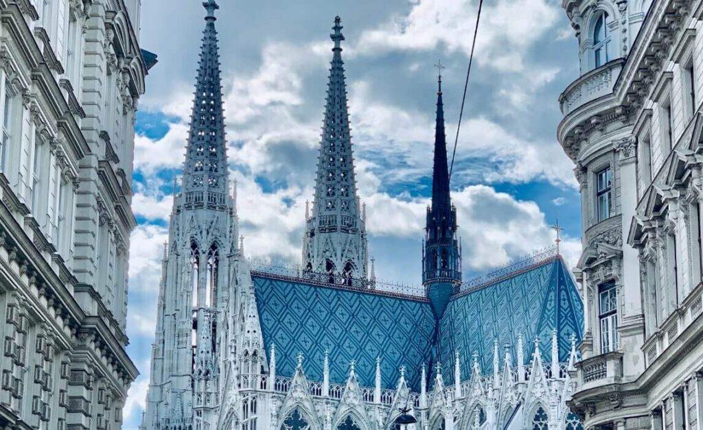 Famous Vienna Church Votive