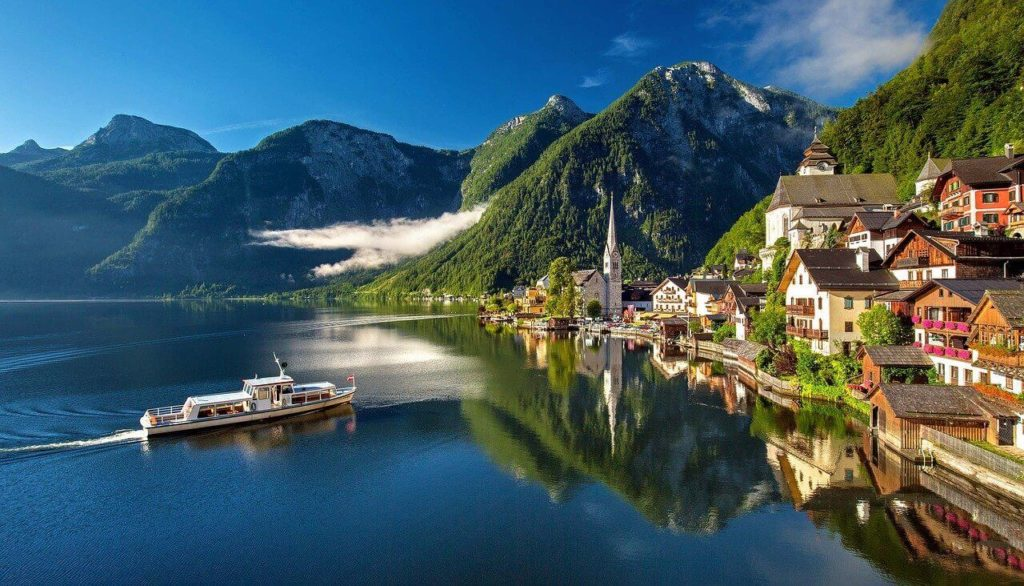 Facts about Austria vacations