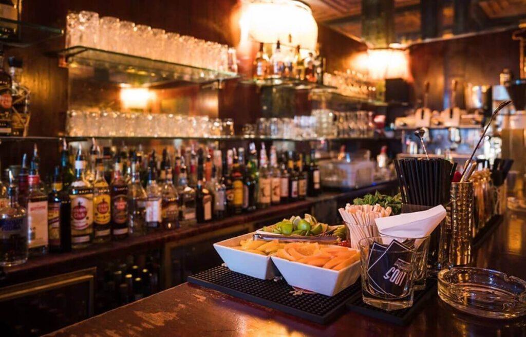 American bar Vienna
