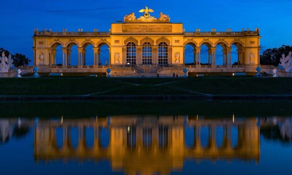 Schonbrunn palace tickets infos