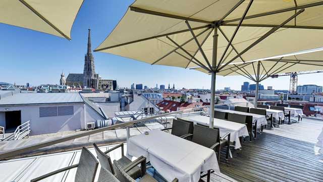 Sky bar Vienna