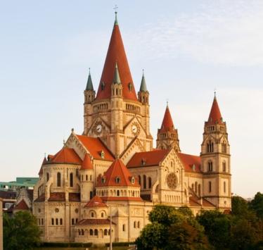 Vienna church Assisi
