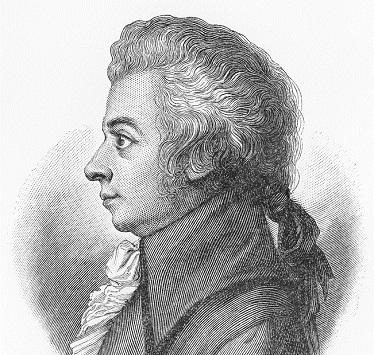 Wolfgang Amadeus Mozart Vienna